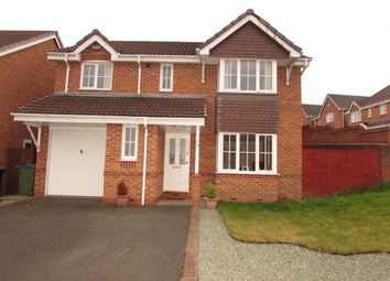 Thumbnail 4 bed detached house to rent in Taylor Way, Oldbury