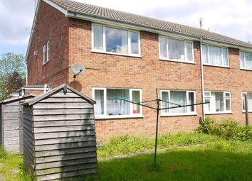 Thumbnail 2 bed maisonette for sale in Great Cornard, Sudbury, Suffolk