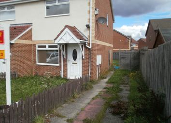 Thumbnail 2 bed end terrace house to rent in Fulbeck Road, Netherfields