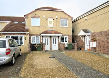 Thumbnail 1 bed terraced house for sale in Isherwood Close, Peterborough