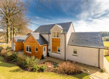 Thumbnail 3 bed detached house for sale in Rutherford Castle Drive, West Linton, Peeblesshire