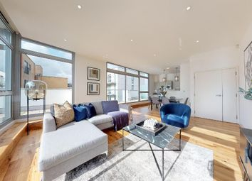 Thumbnail 3 bed flat to rent in The Foundry, Shoreditch, London, London