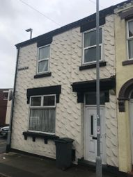 Thumbnail 1 bedroom end terrace house for sale in Brunswick Place, Stoke-On-Trent