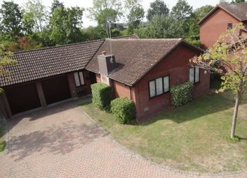 Thumbnail 3 bed detached bungalow for sale in Thorncliffe, Two Mile Ash, Milton Keynes