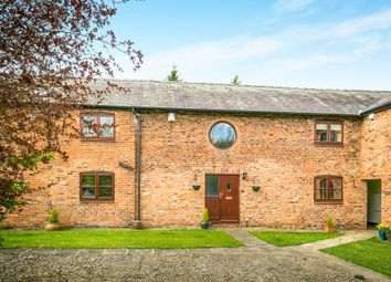 Thumbnail 4 bed barn conversion for sale in Moor Lane, Hapsford, Frodsham