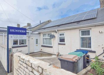 Thumbnail 2 bed terraced bungalow for sale in Third Street, Crookhall, Consett