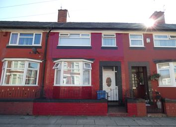 Thumbnail 3 bed terraced house for sale in Glengariff Street, Old Swan, Liverpool