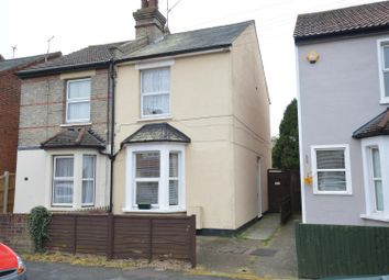 Thumbnail 1 bed flat for sale in Crossfield Road, Clacton-On-Sea