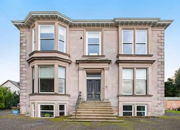 Thumbnail 3 bed flat for sale in Madeira Lane, Greenock, Inverclyde, .