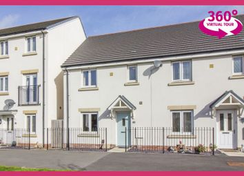 Thumbnail 3 bed terraced house for sale in Brinell Square, Newport