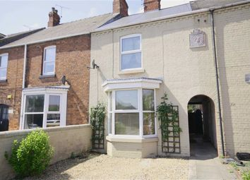 Thumbnail 2 bed terraced house for sale in West Carr Road, Retford, Nottinghamshire