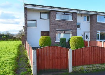 Thumbnail 3 bed terraced house for sale in Auckland Road, Blacon, Chester