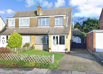 Thumbnail 3 bed semi-detached house for sale in Berkeley Court, Sittingbourne, Kent