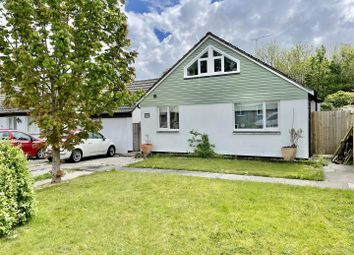 Thumbnail 2 bed detached bungalow for sale in Willow Close, Mylor Bridge, Falmouth