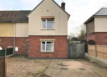 Thumbnail 3 bed semi-detached house for sale in Milton Avenue, Alfreton