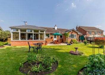 Thumbnail 3 bed detached bungalow for sale in Church Lane, Seaton Ross, York