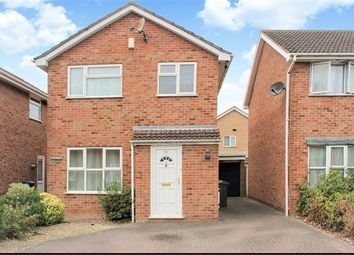 Thumbnail 3 bed detached house for sale in Ebdon Road, Worle, Weston Super Mare