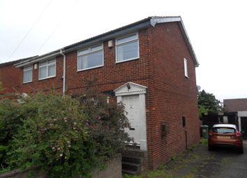 Thumbnail 3 bed semi-detached house for sale in Russell Close, Heckmondwike, West Yorkshire