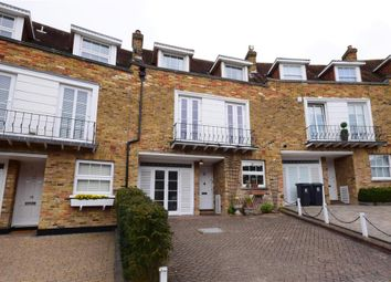 Thumbnail 3 bed town house for sale in Theydon Grove, Epping, Essex