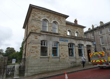 Thumbnail Property for sale in Upper Floor, 7 Mount Folly Square, Bodmin, Cornwall