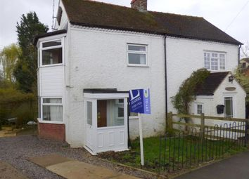 Thumbnail 2 bedroom semi-detached house to rent in Cheltenham Road, Sedgeberrow, Evesham