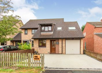 Thumbnail 3 bed semi-detached house for sale in Queensway, Sawston, Cambridge