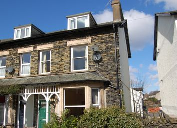Thumbnail 2 bed flat for sale in Bracken Crag, 64A Craig Walk, Bowness-On-Windermere
