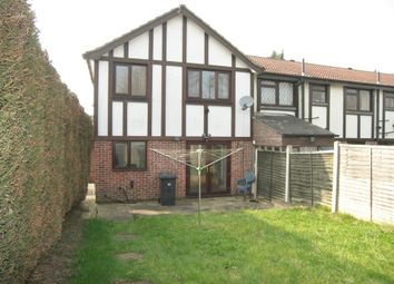 Thumbnail 2 bedroom semi-detached house to rent in Linnet Close, Spondon, Derby