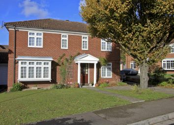 Thumbnail 4 bed detached house for sale in Laburnum Grove, Ruislip
