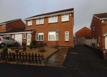 Thumbnail 3 bed property to rent in York Close, North Worle, Weston-Super-Mare