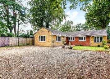 Thumbnail 4 bed detached bungalow for sale in Kiln Ride, Finchampstead, Wokingham, Berkshire
