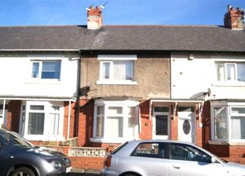 Thumbnail 2 bed terraced house for sale in Columbia Terrace, Blyth