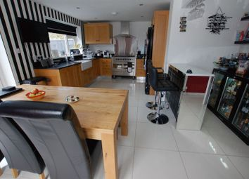 Thumbnail 3 bed semi-detached bungalow for sale in Merlay Drive, Dinnington, Newcastle Upon Tyne