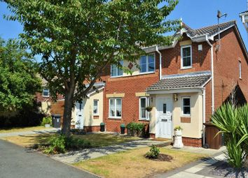 Thumbnail 3 bed semi-detached house for sale in Hexham Close, Netherton, Bootle