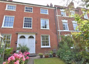 Thumbnail 4 bed terraced house for sale in Severn Terrace, Worcester