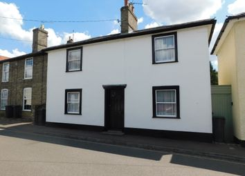 Thumbnail 3 bed cottage for sale in Childer Road, Stowmarket