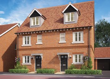 Thumbnail 4 bed detached house for sale in Grove Meadows, Station Road, Wantage