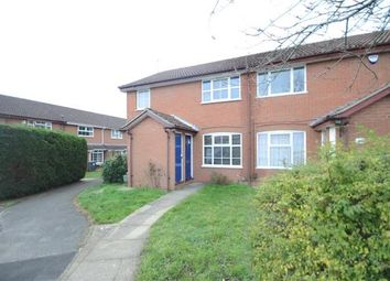 Thumbnail 1 bed end terrace house for sale in Fernhurst Road, Calcot, Reading