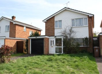 Thumbnail 3 bedroom detached house for sale in Nash Close, Earley, Reading, Berkshire