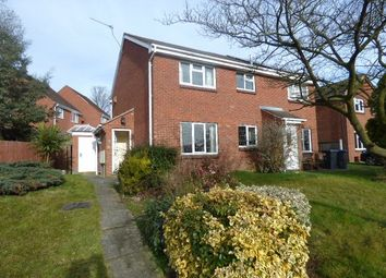 Thumbnail 1 bed semi-detached house to rent in Meadow Road, Barlestone, Nuneaton, Leicestershire