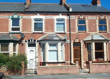 Thumbnail 2 bed terraced house to rent in Cornwall Street, St Thomas, Exeter
