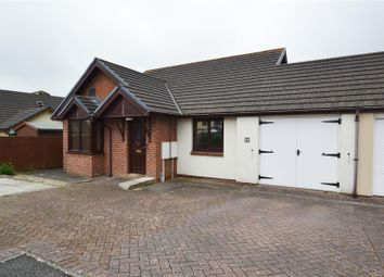 Thumbnail 2 bed semi-detached bungalow for sale in Meadow Walk, Haverfordwest