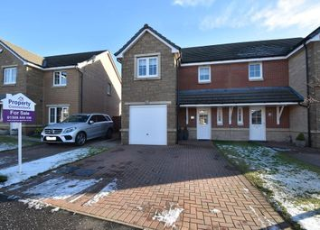 Thumbnail 3 bed semi-detached house for sale in Angus Way, Armadale