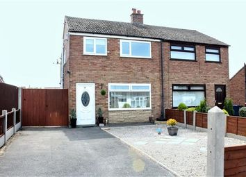 Thumbnail 3 bedroom semi-detached house to rent in Old Hall Drive, Bamber Bridge, Preston