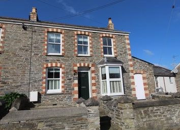 Thumbnail 3 bed end terrace house for sale in Wadebridge, Cornwall