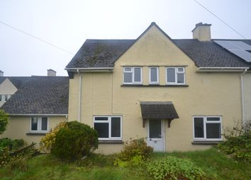Thumbnail 3 bed semi-detached house for sale in Chittlehamholt, Umberleigh