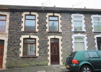 Thumbnail 2 bed terraced house for sale in Penmaesglas Terrace, Tonypandy