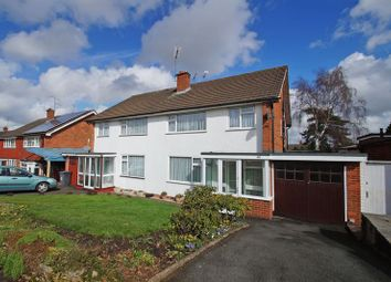 Thumbnail 3 bed semi-detached house for sale in Southcrest Road, Redditch