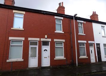 Thumbnail 2 bedroom terraced house to rent in William Street, Blackpool