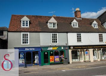 Thumbnail 2 bed flat to rent in Maidenhead Street, Hertford